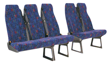 schoolguard - high capacity seating