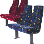 traveller - single and twin bus and coach seating